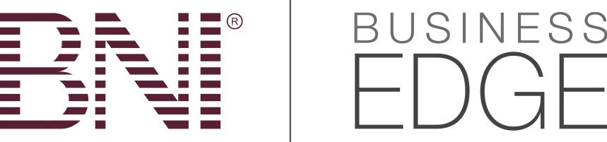BNI Business Edge