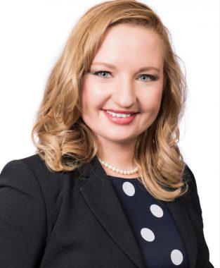 Natalia Kopeiko, Commercial Account Manager. RBC